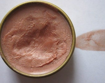 Rose Gold -- .25 oz -- Natural Lip & Cheek Tint -- Long-lasting, sheer pigment that is good for your skin!