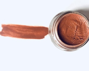 Hazy Rose -- .25 oz -- Natural Lip & Cheek Tint -- Long-lasting, buildable pigment that is good for your skin!