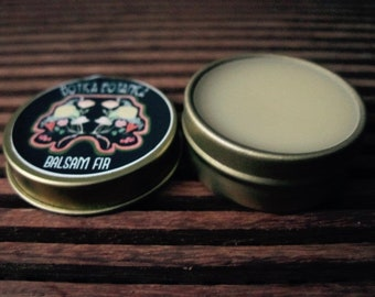 Balsam Fir Solid Fragrance