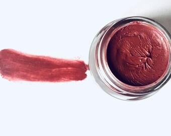 Wildflower -- .25 oz -- Natural Lip & Cheek Tint -- Long-lasting, sheer pigment that is good for your skin!