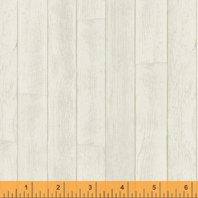 Barnwood Wood Plank Floor Fabric Cream Off-White Premium Quality Thistle Hill Collection FREE SHIPPING 100/% Cotton 44 Wide