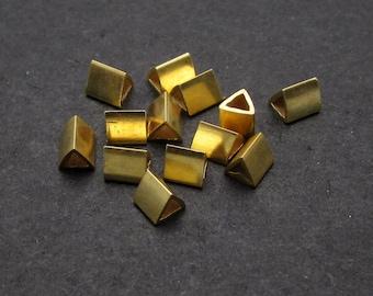 10 Pcs, 3mm, 24k Gold Vermeil Beads