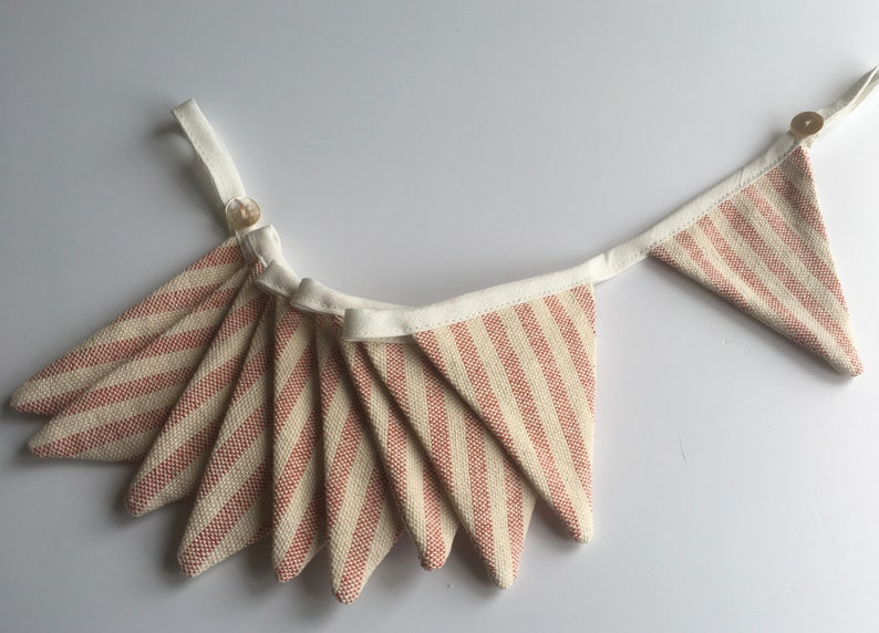 SUSIE WATSON Mini Bunting  Perfect for Dresser or Shelf  MULTIPLE LISTING