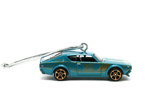 Nissan Skyline 2000gt R Hot Wheels Ornament Etsy