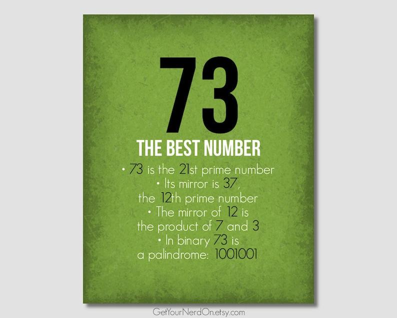 73 The Best Number Math Geek Poster Teacher Gift Ideas Math Classroom Decor  Nerd Humor Print Unique Gift For Nerd Home Office Decor