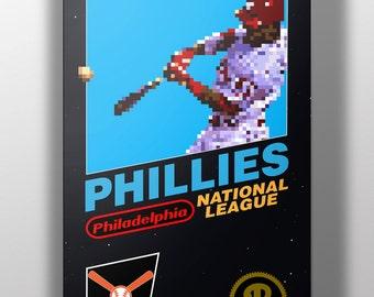Items similar to Retro NES Series 2 Poster Set