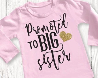 Sibling shirts, family t shirts,Big Sister Shirt, Big Sister T shirt,Brother, Birth Announcement, Little Sister,I'm going to be a Big Sister