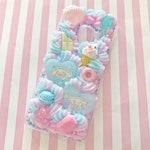 Galaxy S9 Kawaii Beach Summer Cute Fun Decoden Phone Case