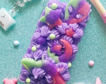 iPhone 6 Decoden Phone Case Colorful Space Alien Decoden Case