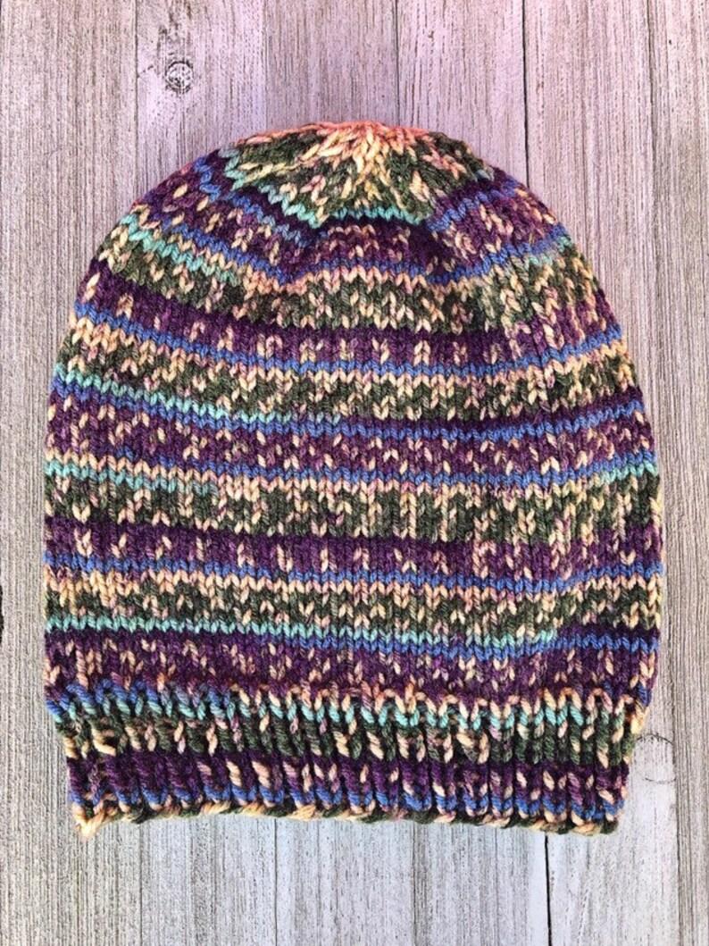 slouchy beanie The Basic Beanie beanie hat knitted beanie slouchy hat