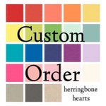 Custom Order for jacinthhossain