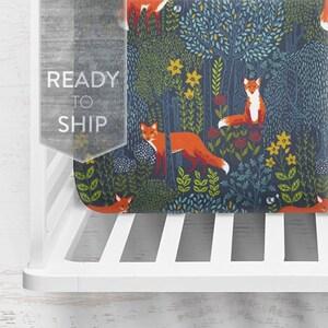 Planetarium Crib Sheet ~ Fitted Crib Sheet ~ Baby Bedding ~ Crib Sheet ~ Crib Bedding ~ Baby Gift ~ Planet Nursery ~ Quick Ship