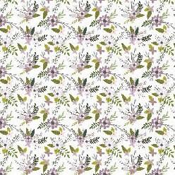 Lavendel Floral Jakobsmuschel Schiene Wache