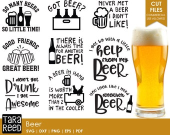 Funny Beer Quotes | Funny Beer Sayings Etsy