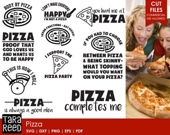 Pizza svg / Pizza svg bundle / Pizza Humor svg / Pizza tshirt art / svg files / svg for Cricut / svg for Silhouette / svg bundle