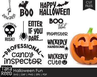 Halloween Fun / Halloween svg / Halloween Humor svg / Halloween sayings / Halloween cut files / svg files / svg for Cricut / svg bundle