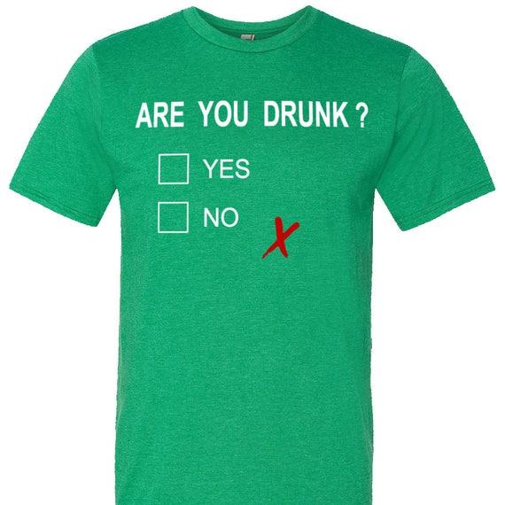 tee Doryti Irish Dont get Drunk we get Awesome St Patricks Day Unisex Sweatshirt