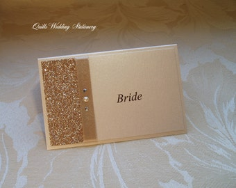 Wedding Place Name Cards. Wedding Place Cards. Seating Cards.