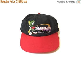 Vintage Marvin the Marshian Baseball Cap ec40aa5f25