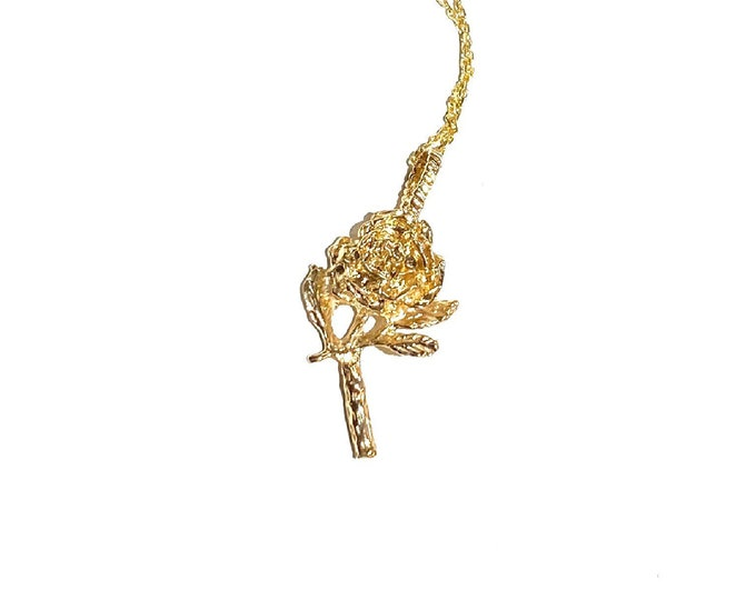 Forever Rose in 14k Gold