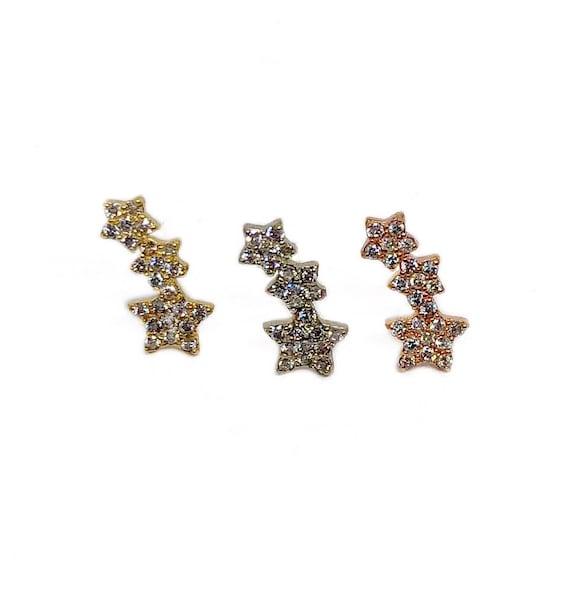 Diamond Shooting Star Trio