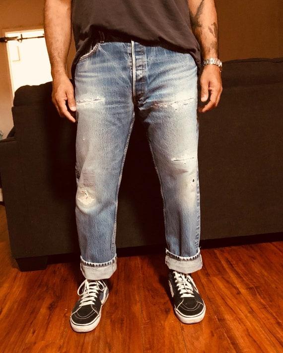 Vintage Levi's 501 men's jeans