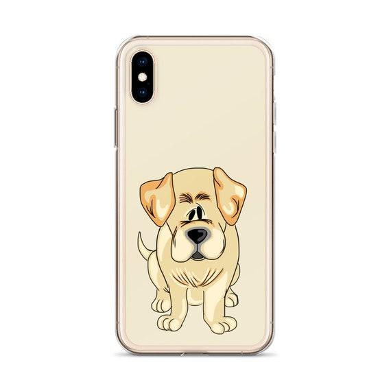 Lab, Labrador, Labrador Retriever, Dog, Doggy, Pup, Puppy iPhone Case