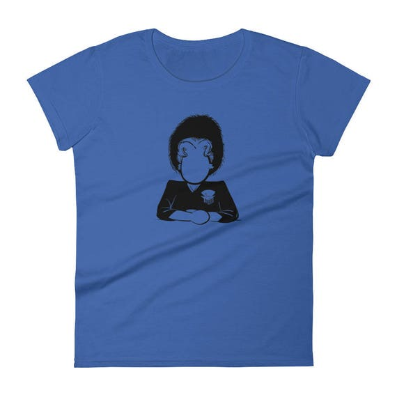 Mommie Dearest Silhouette Women\'s short sleeve t-shirt