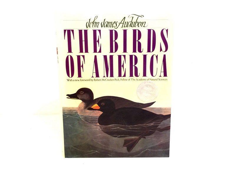 Swan John Bird Flicker James The Heron Of 1985 Warbler Audubon Wren Peck Ibis Robert Golden Book Gull America Mccracken Pelican Birds Eagle mnwvN80