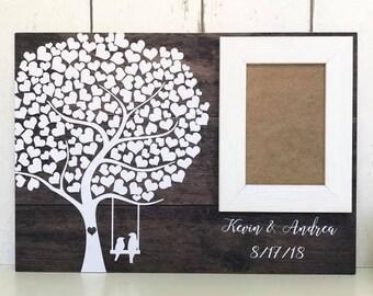 Alternative Wedding Guest Book • Wedding Guest Book Alternative • Wedding Guestbook Alternative • Tree Guest Book • Alternative Guest Book