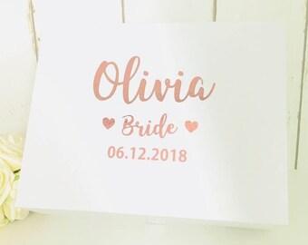 Bridesmaid Proposal Box | Bridal Party Gift Box | Personalised Maid of Honour Gift