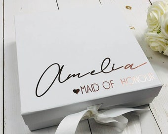Bridal Party Boxes