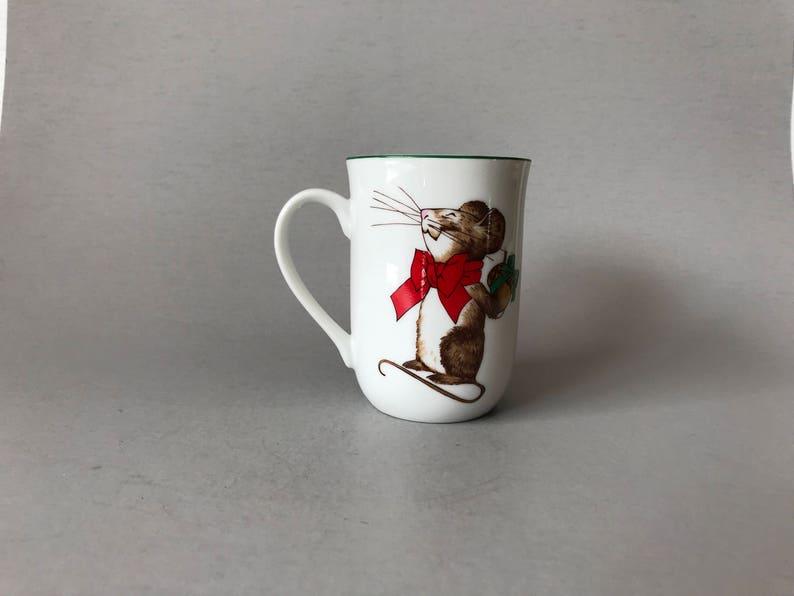 For Gift MouseMouse With Gibson LoverHerOtagiri MugMug Christmas Coffee Greetings WD29YHIE