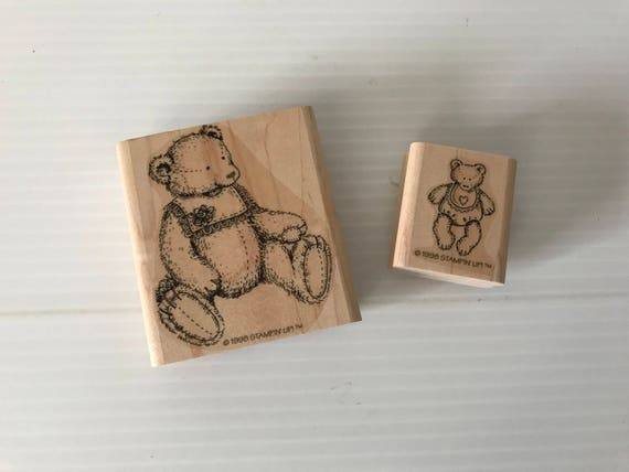 S600 16mm Goat Rubber Stamp 20mm Mini Stamps Planner Stamp Cute Goat Stamp Farm Animals Stamp