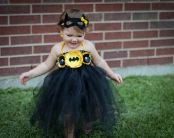 Baby Batgirl Costume & Baby batgirl costume | Etsy