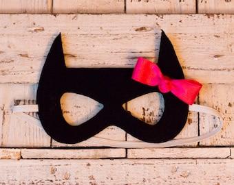 Batman or Robin mask for Infant, Child, or Adult