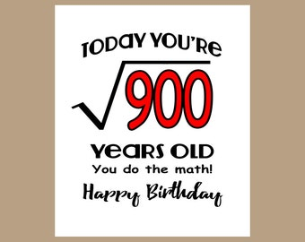 Items Similar To 75th Birthday Card