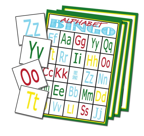 picture relating to Alphabet Bingo Printable identified as Alphabet Bingo, 25 Playing cards, Printable Alphabet Recreation, Alphabet Playing cards, Contentment College or university Recreation, Preschool Finding out Recreation, Letter Acceptance, Straightforward Get together