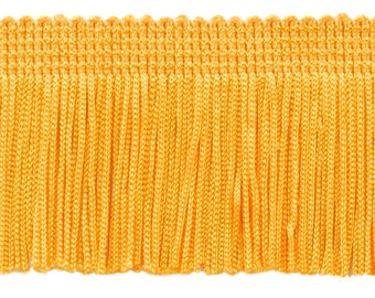 Style# CF06 Color: Turquoise 04 32.5 Feet // 10M D/ÉCOPRO 11 Yard Value Pack of 6 Inch Chainette Fringe Trim