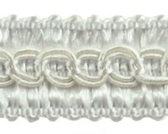 "Lilac Style# 0050SG Color 13.5 Yards of 1//2/"" Basic Trim Decorative Gimp Braid"