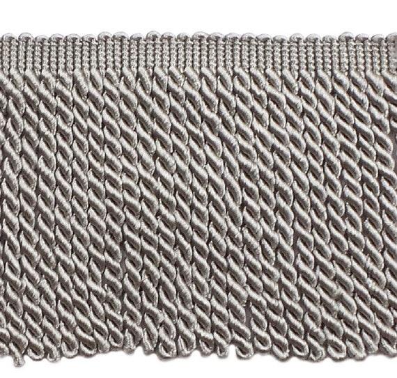30 Ft A8 D/ÉCOPRO 10 Yard Value Pack|2.5 Inch Bullion Fringe Trim|Style# EF25 Color Dark Sand Beige|9.5 Meters