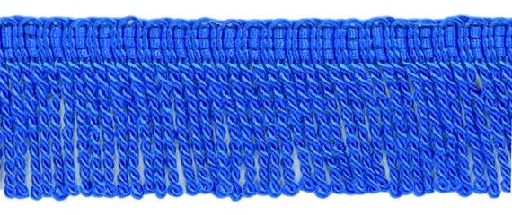 2 Inch Long Gold Thin Bullion Fringe Trim 30 Ft // 9.1 Meters D/ÉCOPRO 10 Yard Value Pack Style# BFT2 Color: C4