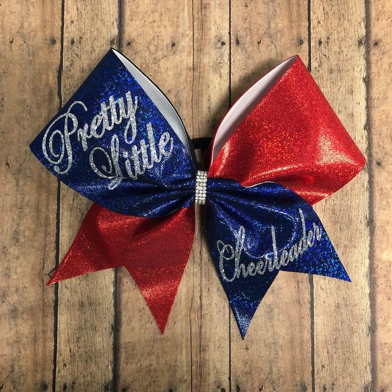Girls' Accessories Pretty Little Cheerleader Bow