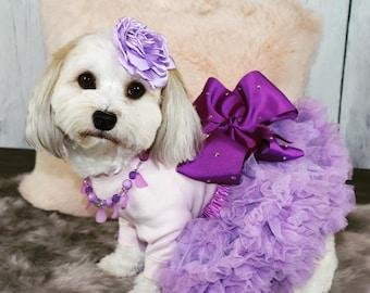 Purple Pet Jewelry