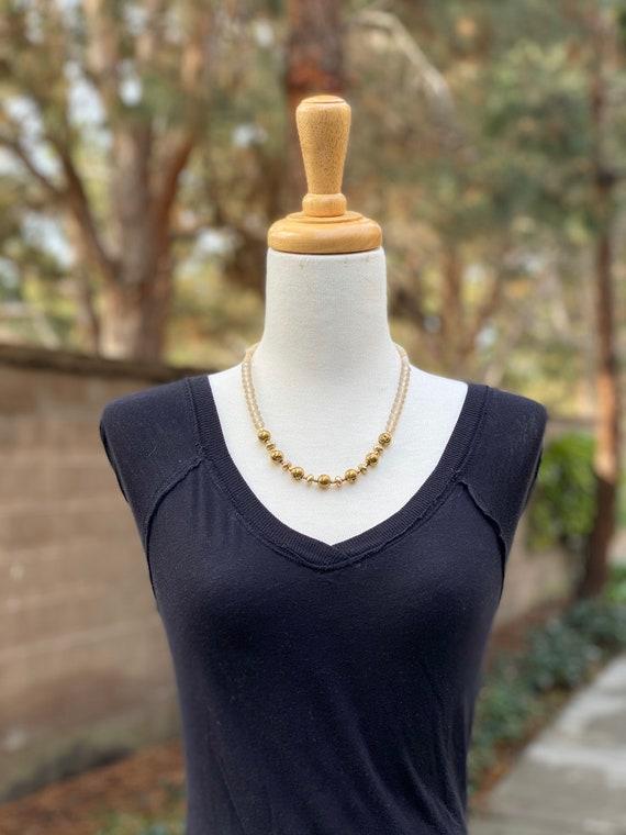 Beaded Necklace, Beach Style necklace, gemstone necklace, women's necklace, handmade necklace, bohemian necklace, unisex necklace