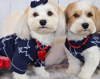 Beautiful Heart Necklace foe Pets