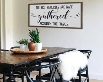 Dining Room Signs Etsy Rh Com