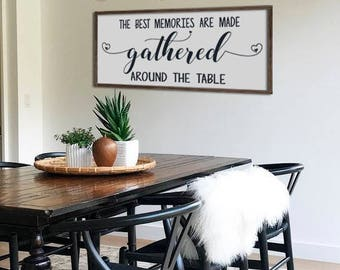 Popular Items For Dining Room Decor Awesome Design