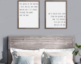 bedroom wall decor etsy rh etsy com bedroom wall decor pinterest bedroom wall decor ideas diy