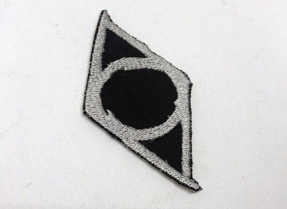 Skyrim Thieves Guild Embroidered Patch Etsy